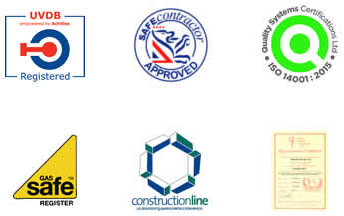 Shastid Energy - Accreditation Logos